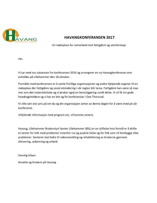 Havangkonferansen 2017 Teaser jpg