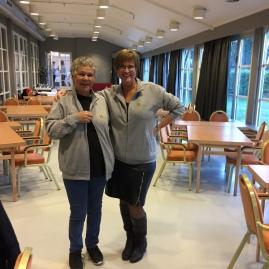 Sigrid og Solbjørg