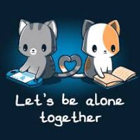 Alone togetheter
